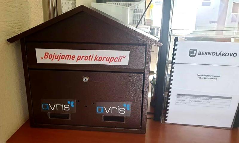 Bojujeme proti korupcii Bernolákovo ISO 37001 Avris Consulting Blog