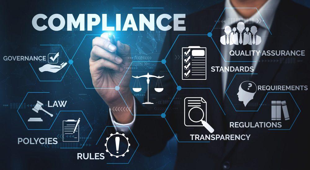 ISO 37301 compliance